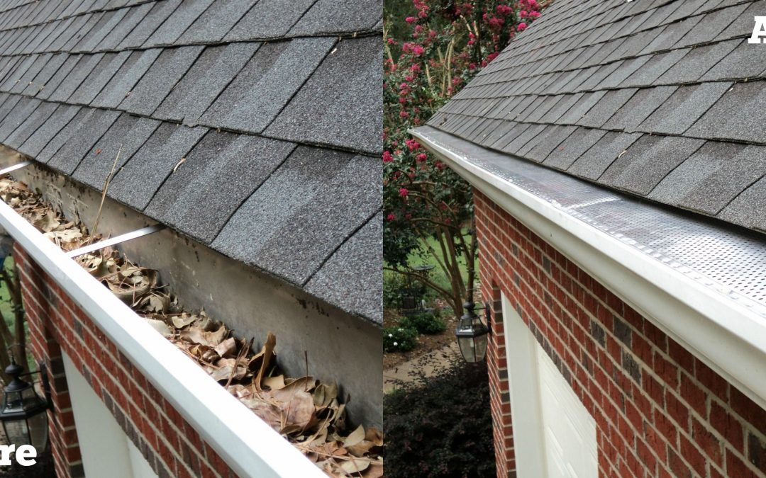 The Reason Why Gutter Guard Protection Is Important?
