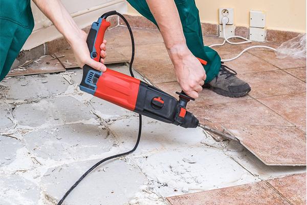 Best tile removal