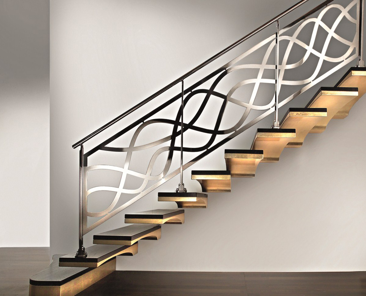 Stainless Steel Railing Is The Best Choice
