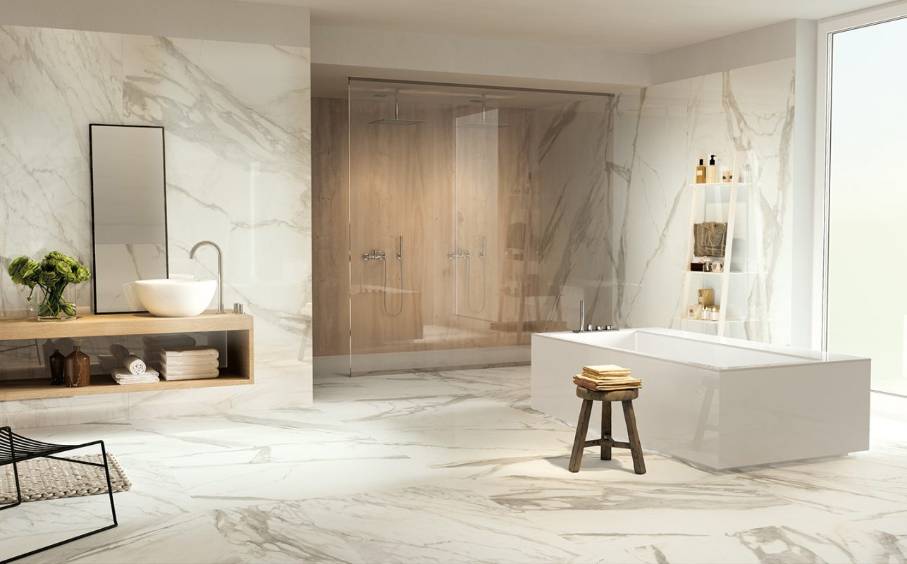 Why Calacatta Tiles Are The Best Choice For Bathroom Tiles In Brisbane