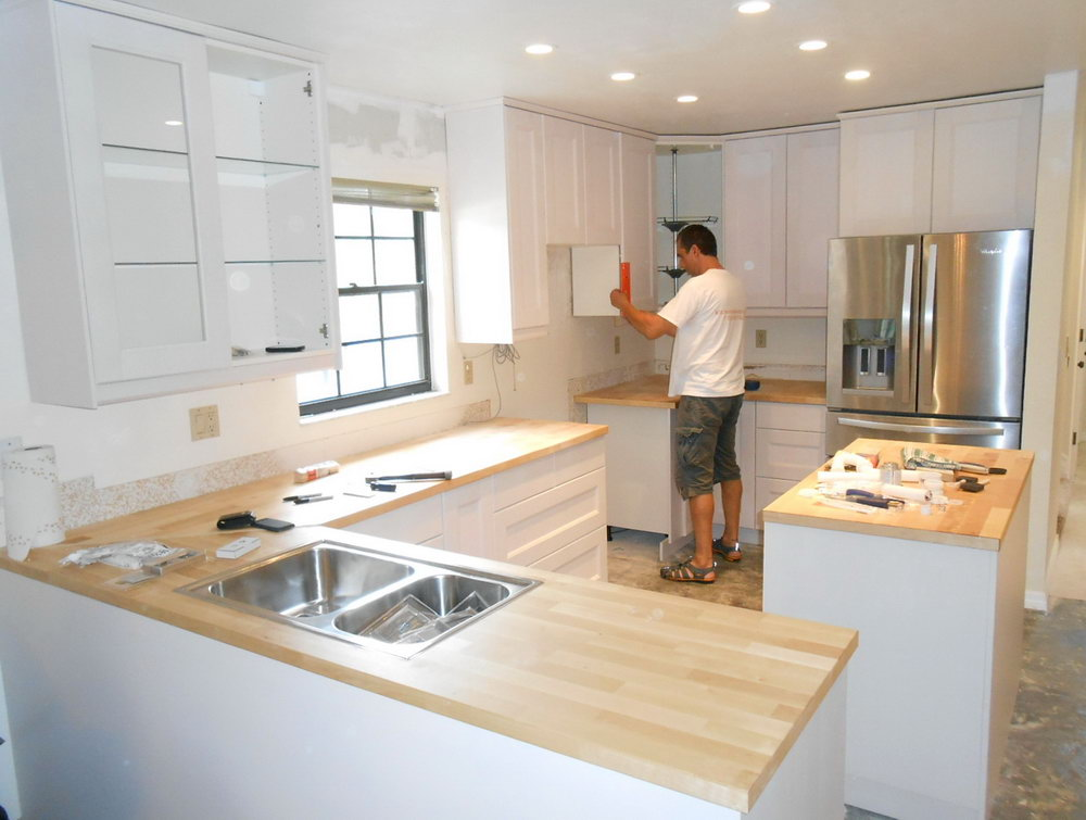 List Of 7 Steps To Follow During Kitchen Resurfacing Task