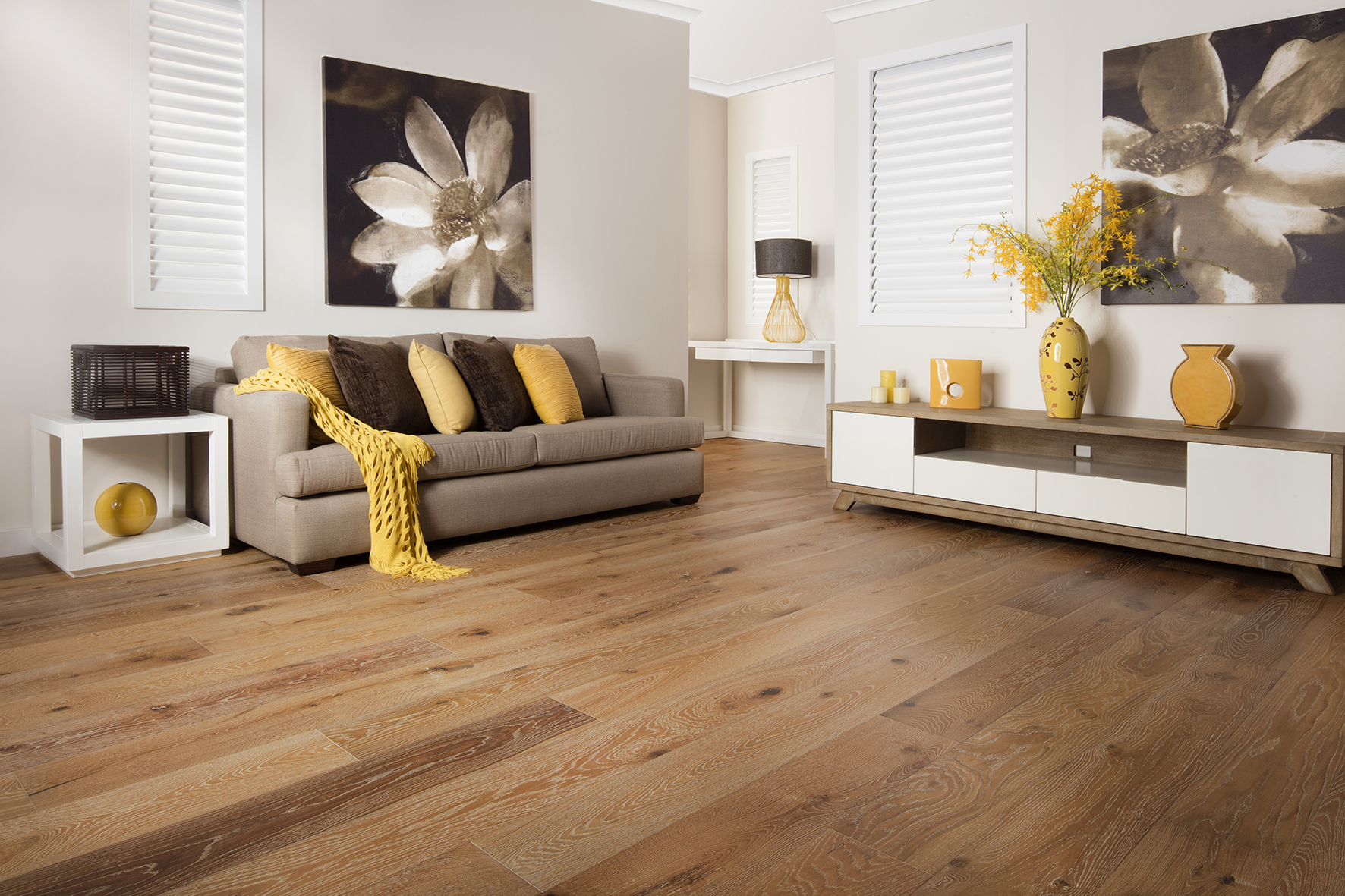 Why Should You Choose Wooden Flooring?