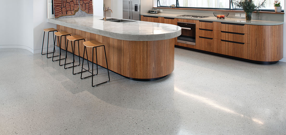 Reasons Behind The Popularity Of Polished Concrete Floors