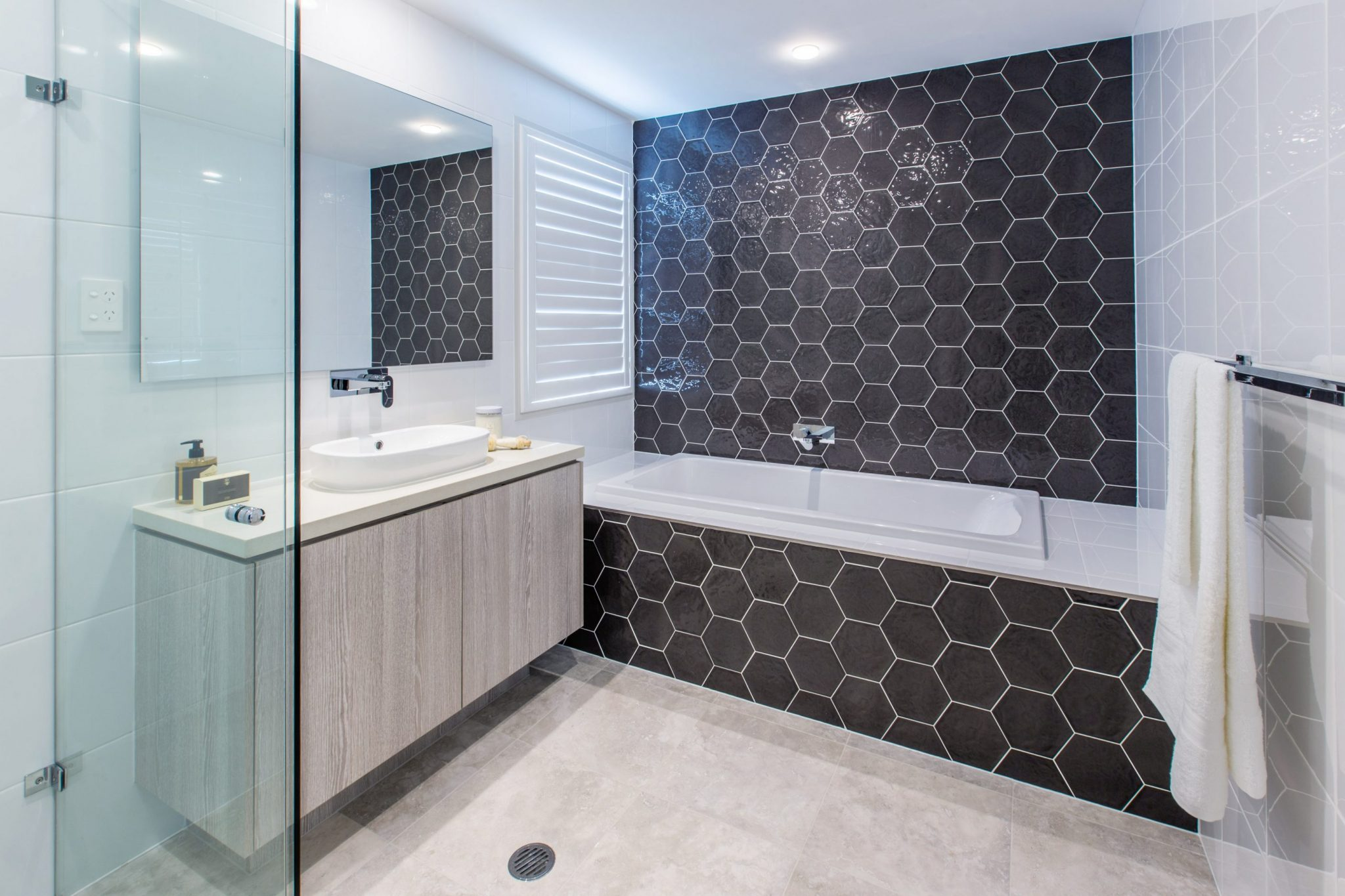 Feature Tiles For Bathroom: Hit Or Miss?