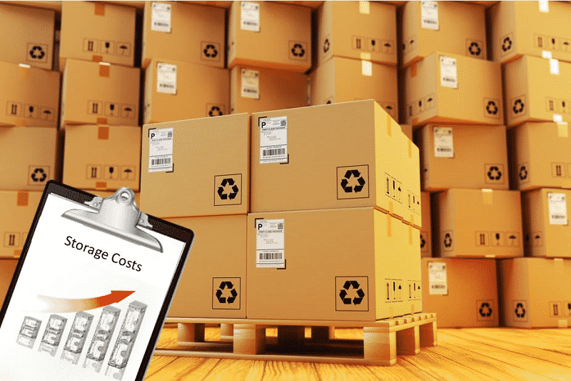What are the essential considerable storage costs in Sydney?