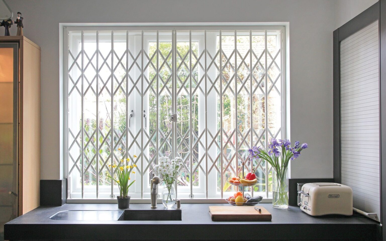 Security Grilles: Why Are These Considered To Create a Secure Space?
